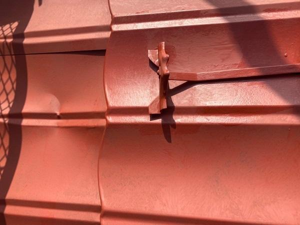 東京都大田区 N様邸 屋根塗装 下塗り 日本ぺイント ハイポンファインプライマーII (8)
