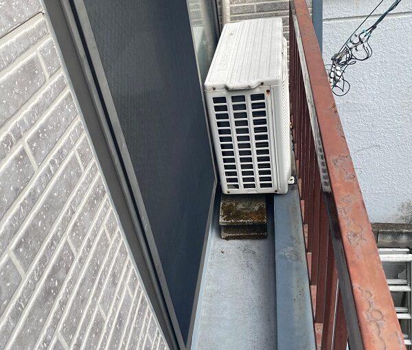 東京都品川区 I様邸 外壁塗装 無料現場調査 写真付き外壁の劣化症状 (11)