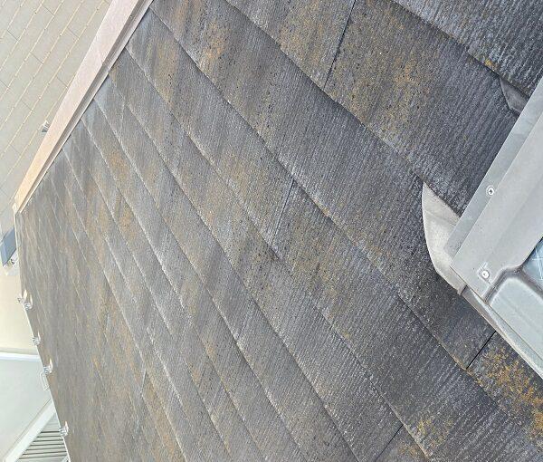 東京都杉並区 N様邸 屋根塗装・外壁塗装 施工前の状態① 屋根の劣化症状 (1)
