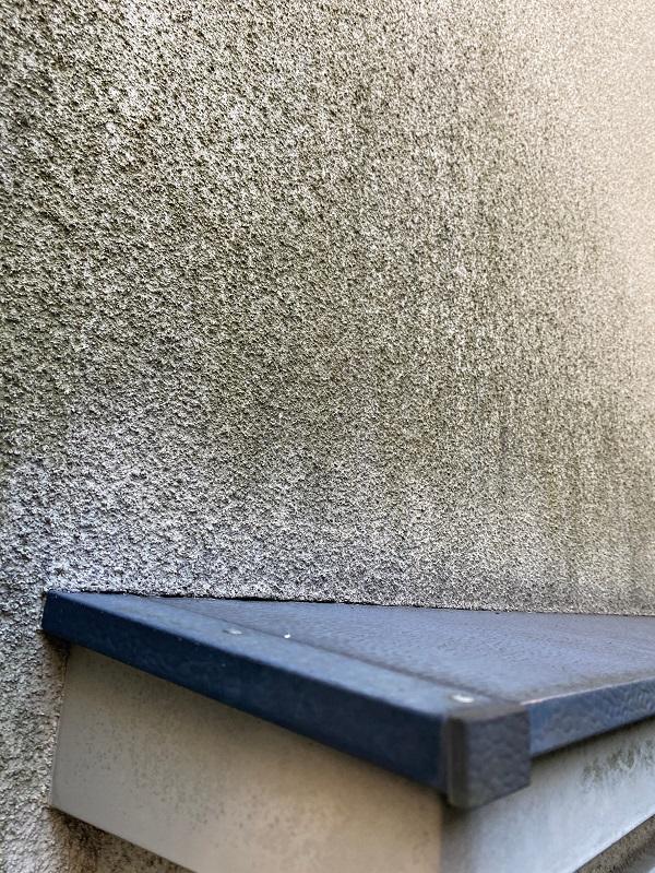 東京都杉並区 N様邸 屋根塗装・外壁塗装 施工前の状態② 外壁、付帯部の劣化症状 (9)