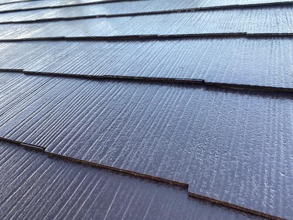 東京都杉並区 N様邸 屋根塗装・外壁塗装 屋根塗装② 縁切りとは タスペーサー