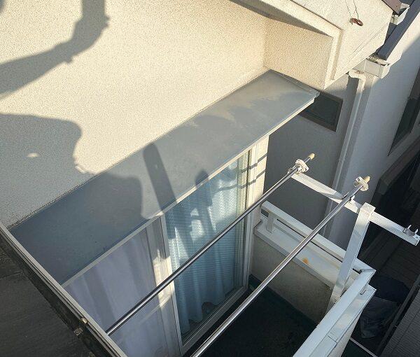 東京都杉並区 N様邸 屋根塗装・外壁塗装 施工前の状態② 外壁、付帯部の劣化症状 (2)