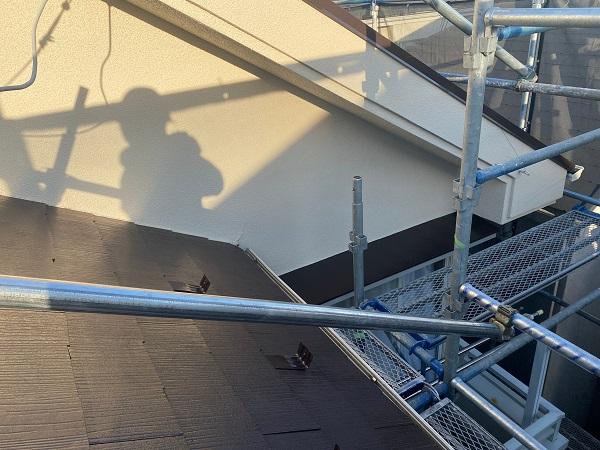 東京都杉並区 N様邸 屋根塗装・外壁塗装・付帯部塗装1 (4)