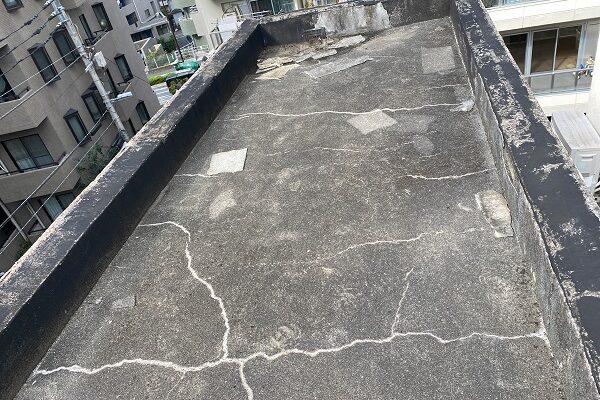 東京都目黒区 T様邸 防水工事 (4)