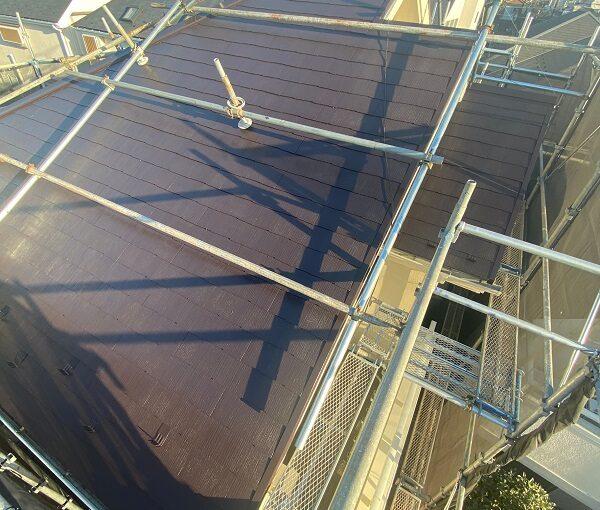 東京都杉並区 N様邸 屋根塗装・外壁塗装 屋根塗装を行う理由 急勾配とは (2)