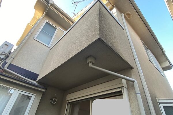 東京都杉並区 N様邸 屋根塗装・外壁塗装 施工前の状態② 外壁、付帯部の劣化症状 (4)