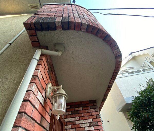 東京都杉並区 N様邸 屋根塗装・外壁塗装 施工前の状態② 外壁、付帯部の劣化症状 (6)