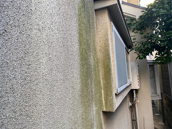 東京都杉並区 N様邸 屋根塗装・外壁塗装 施工前の状態② 外壁、付帯部の劣化症状 (5)