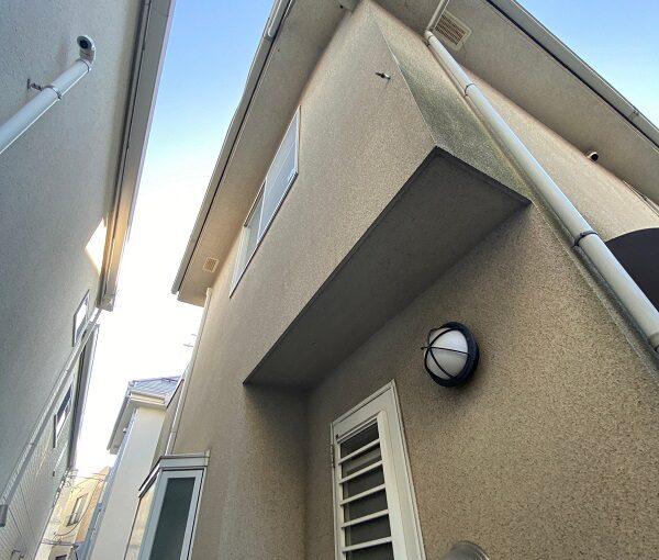 東京都杉並区 N様邸 屋根塗装・外壁塗装 施工前の状態② 外壁、付帯部の劣化症状 (8)