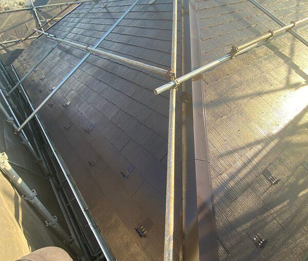 東京都杉並区 N様邸 屋根塗装・外壁塗装 屋根塗装を行う理由 急勾配とは (3)