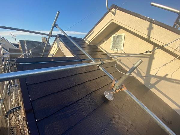 東京都杉並区 N様邸 屋根塗装・外壁塗装 屋根塗装を行う理由 急勾配とは (1)