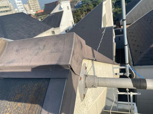 東京都杉並区 N様邸 屋根塗装・外壁塗装 施工前の状態① 屋根の劣化症状 (6)