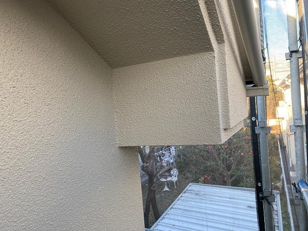 東京都杉並区 N様邸 屋根塗装・外壁塗装 モルタル外壁の塗装 工程 (1)