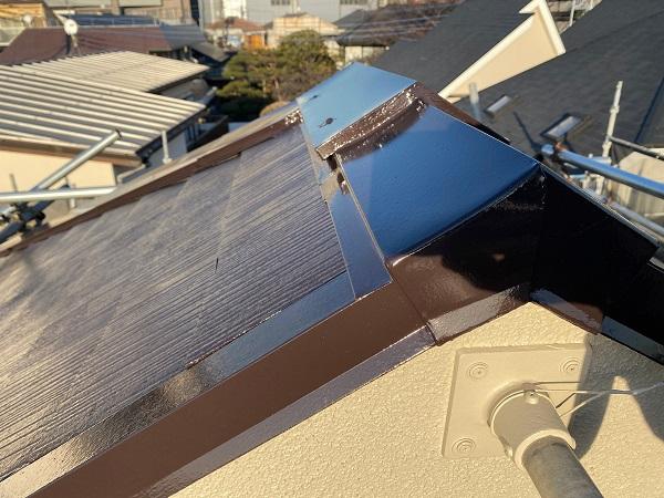 東京都杉並区 N様邸 屋根塗装・外壁塗装・付帯部塗装1 (3)