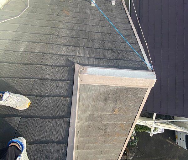 東京都杉並区 N様邸 屋根塗装・外壁塗装 施工前の状態① 屋根の劣化症状 (7)