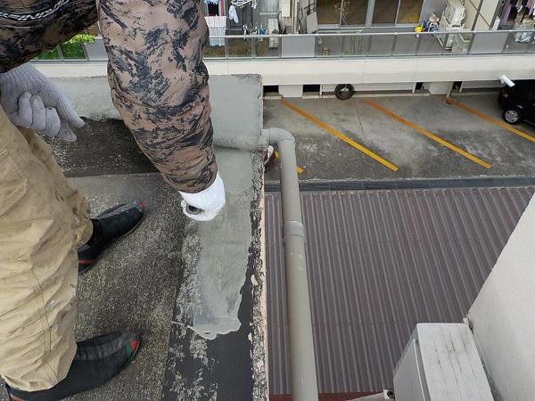 東京都目黒区 T様邸 防水工事1