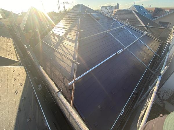 東京都杉並区 N様邸 屋根塗装・外壁塗装 屋根塗装を行う理由 急勾配とは (4)