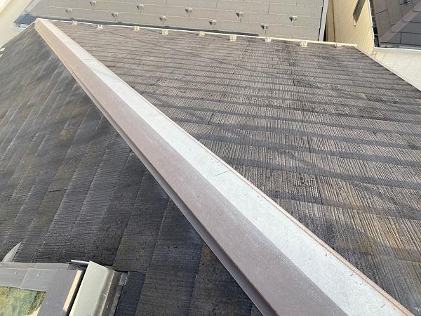東京都杉並区 N様邸 屋根塗装・外壁塗装 施工前の状態① 屋根の劣化症状 (3)