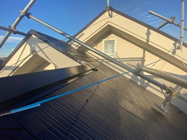 東京都杉並区 N様邸 屋根塗装・外壁塗装・付帯部塗装1 (5)