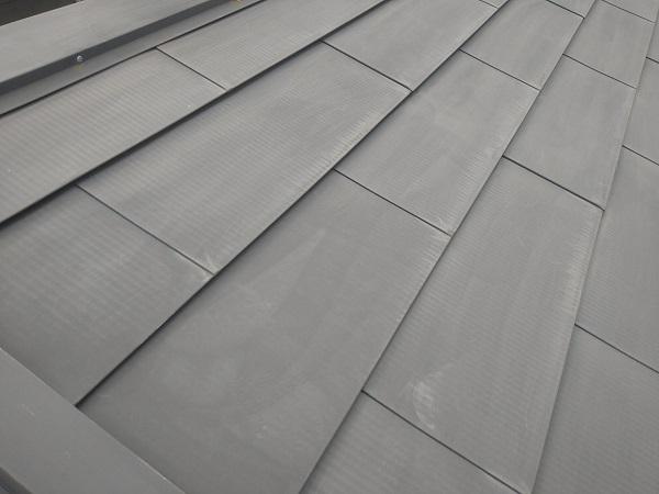 東京都中野区 T様邸 屋根塗装 破風板板金巻き1 (1)