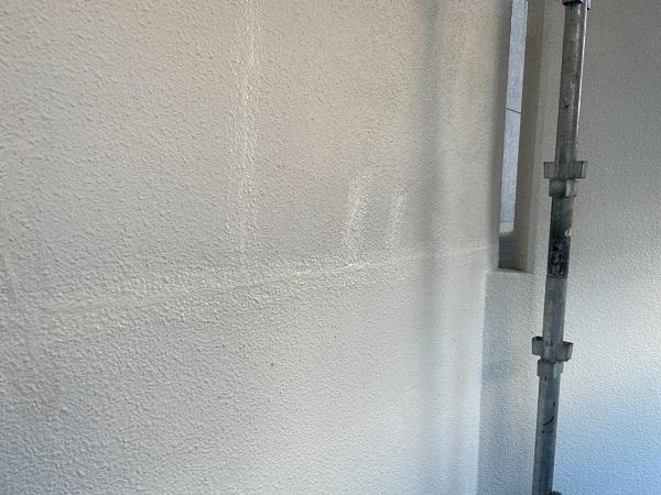 東京都世田谷区 B様邸 屋根塗装・外壁塗装・付帯部塗装・防水工事 ひび割れ(クラック)補修 シーリング工事 (3)