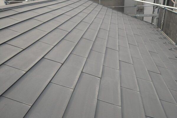 東京都中野区 T様邸 屋根塗装 破風板板金巻き (5)