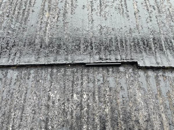 東京都世田谷区 B様邸 屋根塗装・外壁塗装・付帯部塗装・防水工事 化粧スレート屋根塗装 下塗り タスペーサー設置 (4)
