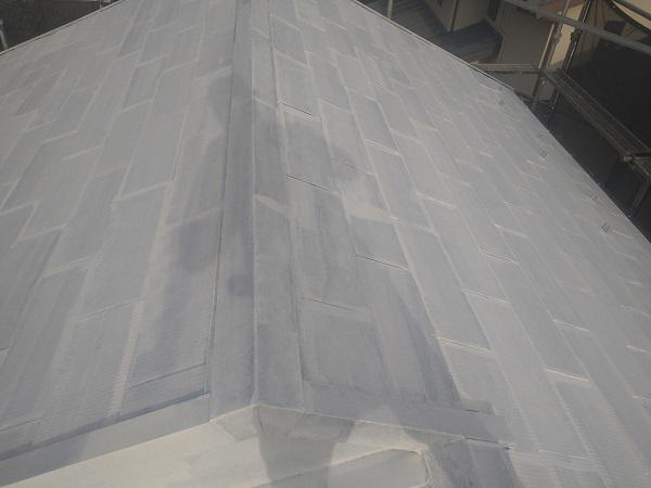 東京都世田谷区 K様邸 屋根塗装・付帯部塗装・劣化補修 屋根下塗り 密着性を高める理由とは (8)