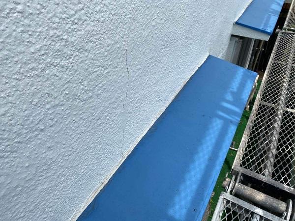 東京都世田谷区 T2様邸 屋根塗装・外壁塗装・防水工事 施工前の状態③ 付帯部 (2)