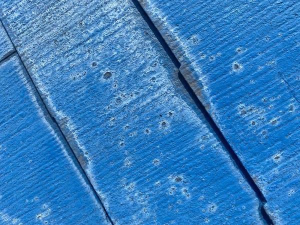 東京都世田谷区 T2様邸 屋根塗装・外壁塗装・防水工事 施工前の状態② 屋根 (1)