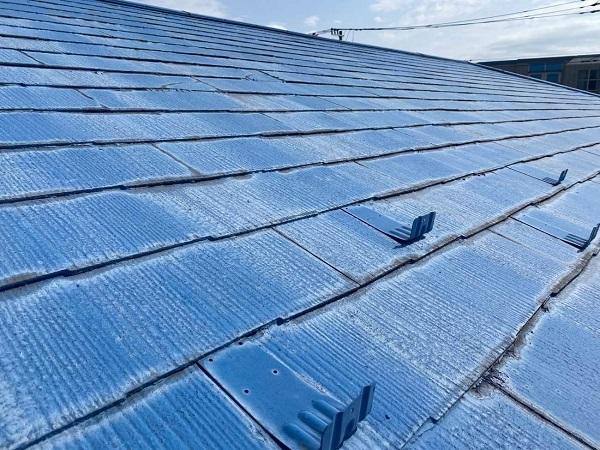 東京都世田谷区 T2様邸 屋根塗装・外壁塗装・防水工事 施工前の状態② 屋根2 (1)