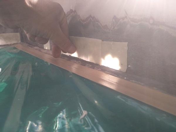 東京都大田区 アパート 屋根塗装・外壁塗装・付帯部塗装 鉄骨階段補修 (10)