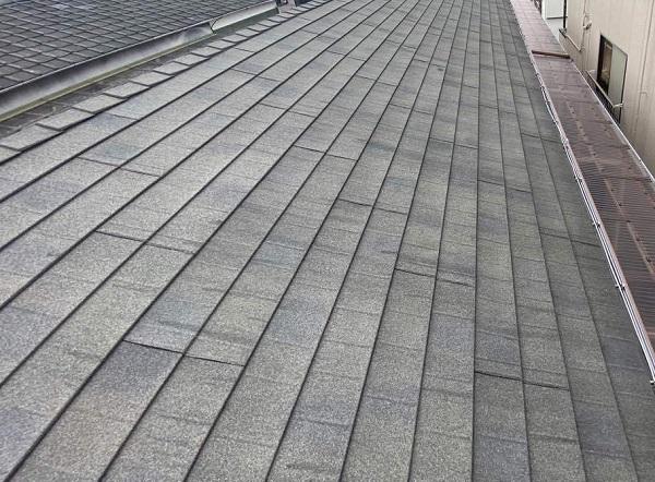 東京都大田区 アパート 屋根塗装・外壁塗装 施工前の状態 (10)