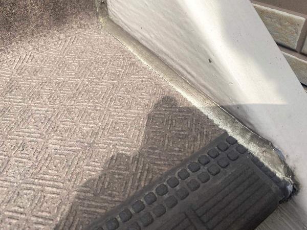 東京都大田区 アパート 屋根塗装・外壁塗装 施工前の状態 (2)