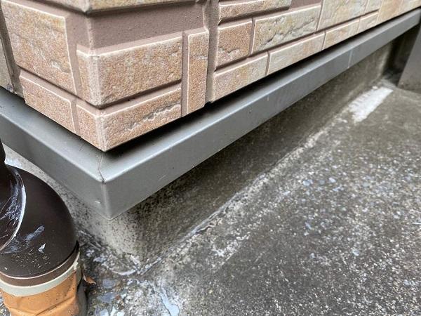 東京都大田区 アパート 屋根塗装・外壁塗装 施工前の状態 (19)