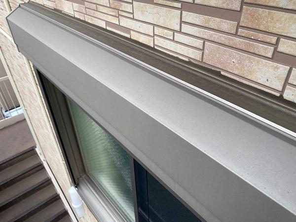 東京都大田区 アパート 屋根塗装・外壁塗装 施工前の状態 (16)