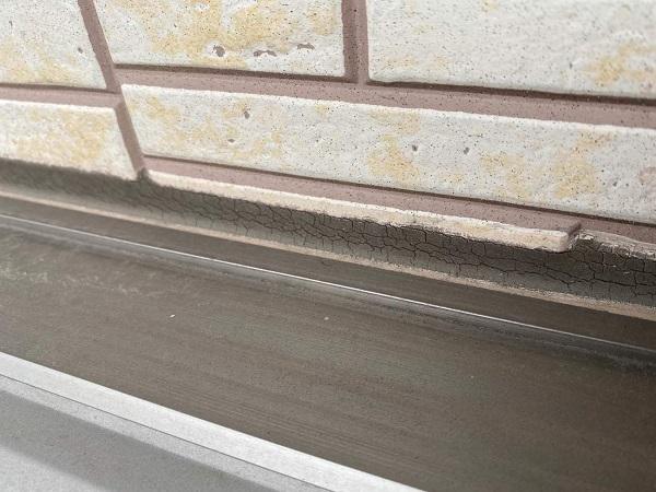 東京都大田区 アパート 屋根塗装・外壁塗装 施工前の状態 (14)