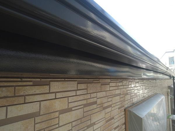 東京都大田区 アパート 屋根塗装・外壁塗装・付帯部塗装
