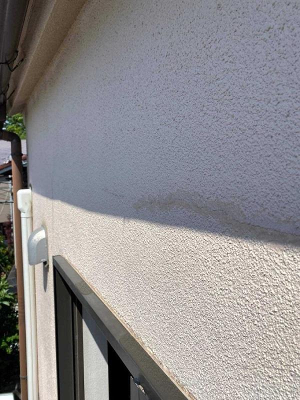 東京都北区 N様邸 雨漏り補修・屋根重ね葺き工事・外壁塗装 劣化補修 ひび割れ(クラック) (8)