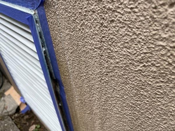 東京都北区 N様邸 雨漏り補修・屋根重ね葺き工事・外壁塗装 下地処理 シーリング工事 サッシ (1)