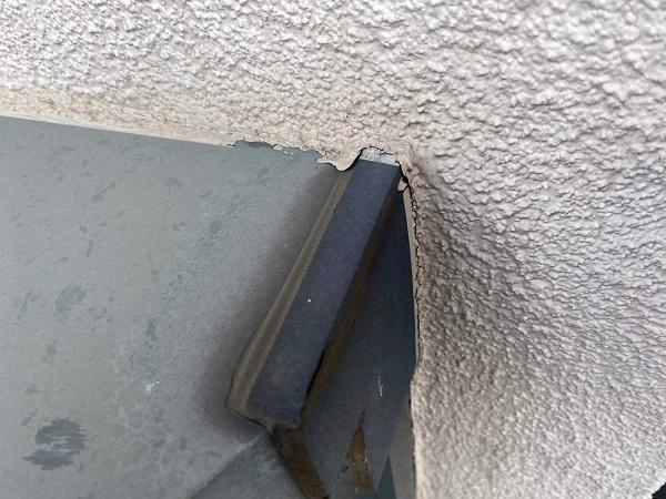 東京都北区 N様邸 雨漏り補修・屋根重ね葺き工事・外壁塗装・付帯部塗装 (3)