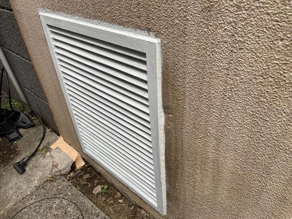 東京都北区 N様邸 雨漏り補修・屋根重ね葺き工事・外壁塗装 下地処理 シーリング工事 サッシ (2)