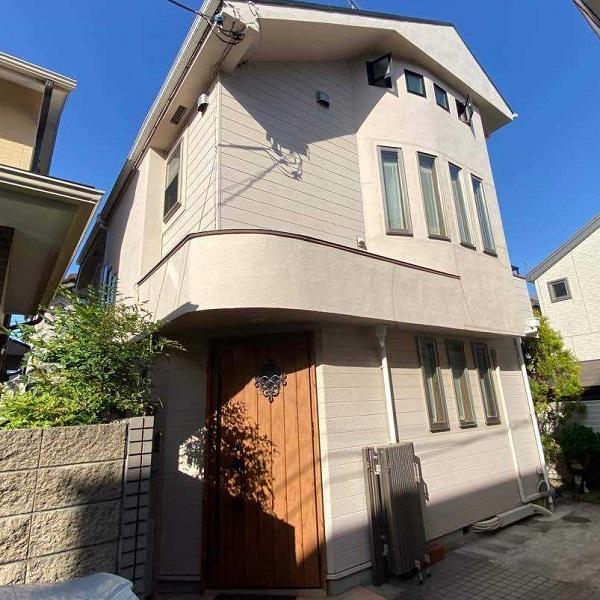 東京都杉並区 N様邸 屋根塗装・外壁塗装 塗装時期を表す劣化サイン 無料現場調査 (3)