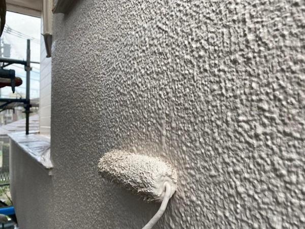 東京都杉並区 N様邸 屋根塗装・外壁塗装 3度塗りとは 日本ペイント パーフェクトトップ (3)